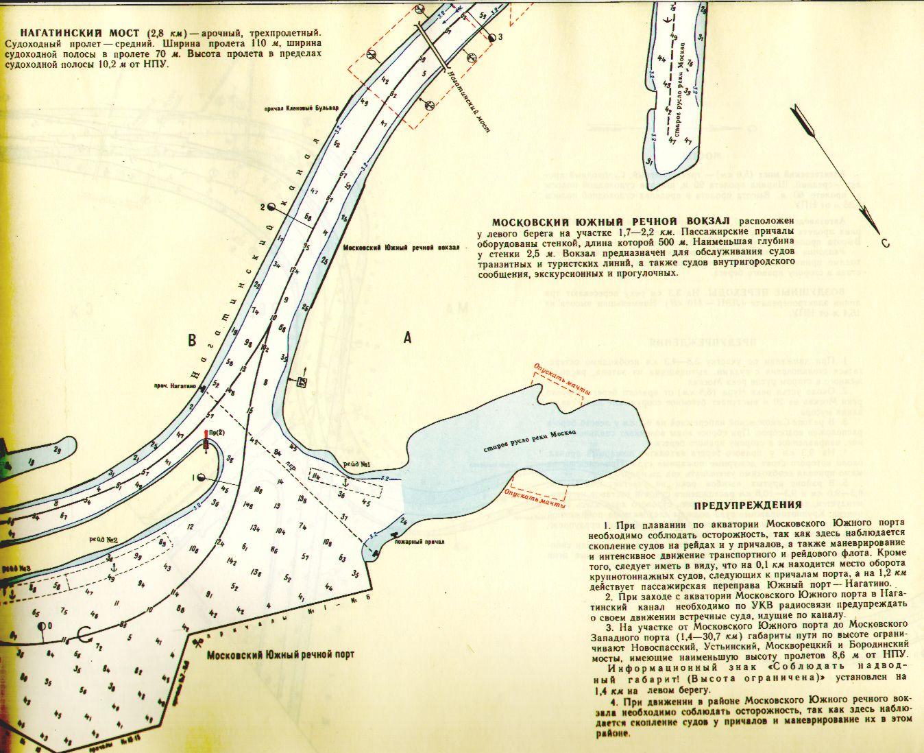 Самарский речной порт схема